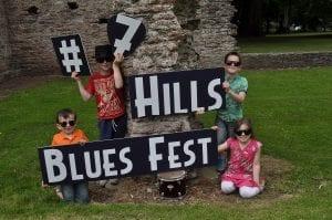 Luke Alex PJ & Catherine - 7 Hills Blues Fest