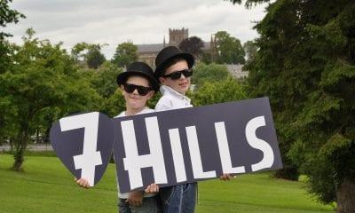 Luke and Alex - 7 Hills Blues Fest