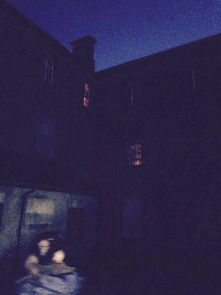 gaol ghosts
