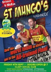 St Mungo's: How the worst team in Ireland...got to an All-Ireland final