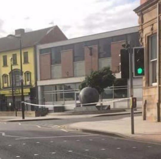 Abbey Street, Armagh