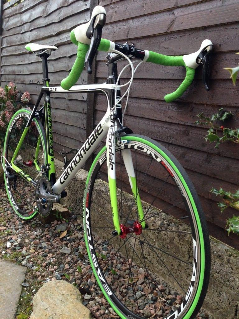 CANNONDALE bicycle, Ballyhannon Road, Portadown CCS 898 290715