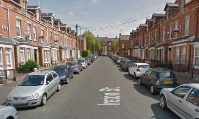 Ireton St, Belfast