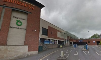 Mall West, Armagh