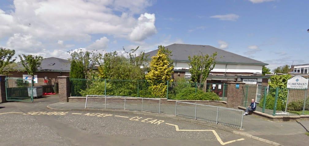 St Brendan's Primary School, Moyraverty