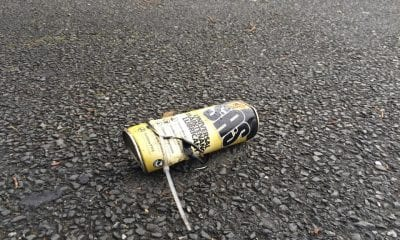 Suspected device at Elm Park Road in Killylea