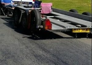 Armagh - low loader cavanapole road 071015