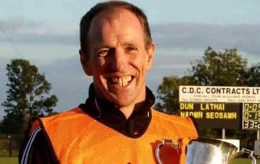 Francie Doone who collapsed and died during a charity cycle on Sunday