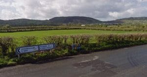 Finnegans Road, south Armagh