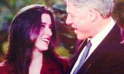 Sharon Haughey and Former US President Bill Clinton