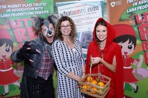 Launch of Little Red Riding Hood The Market Place Theatre, Armagh, Co.Armagh 28 September 2015 Credit: LiamMcArdle.com