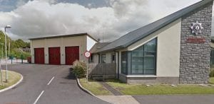 Armagh fire station