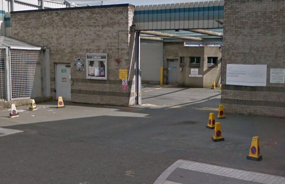 Lurgan Police Station