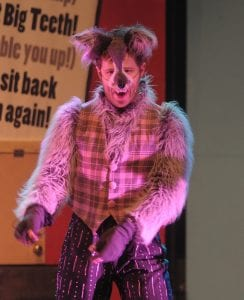 Little Red Riding Hood at The Market Place Theatre, Armagh. Pics: Liam McArdle
