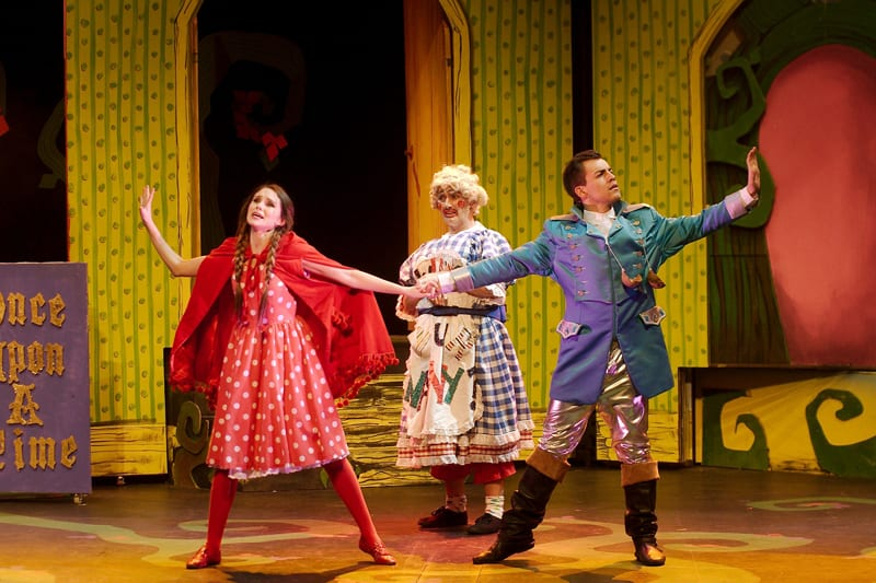 Little Red Riding Hood The Market Place Theatre Armagh