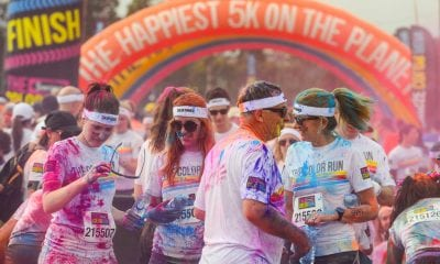 The Colour Run will be coming to county Armagh