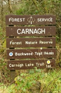 carnagh sign