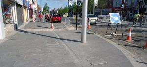 Lurgan Public Realm works