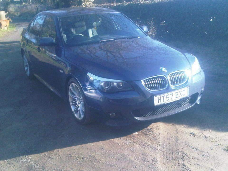 BMW stolen in killylea