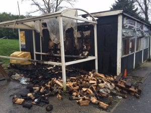 Phoenix Boxing Club in Lurgan damaged by arsonists