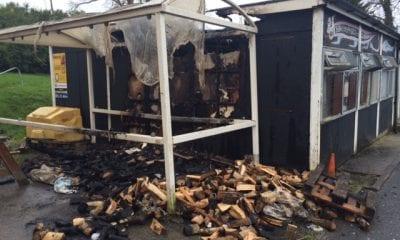 Phoenix Boxing Club in Lurgan damaged by arsonists