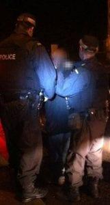 psni arrest
