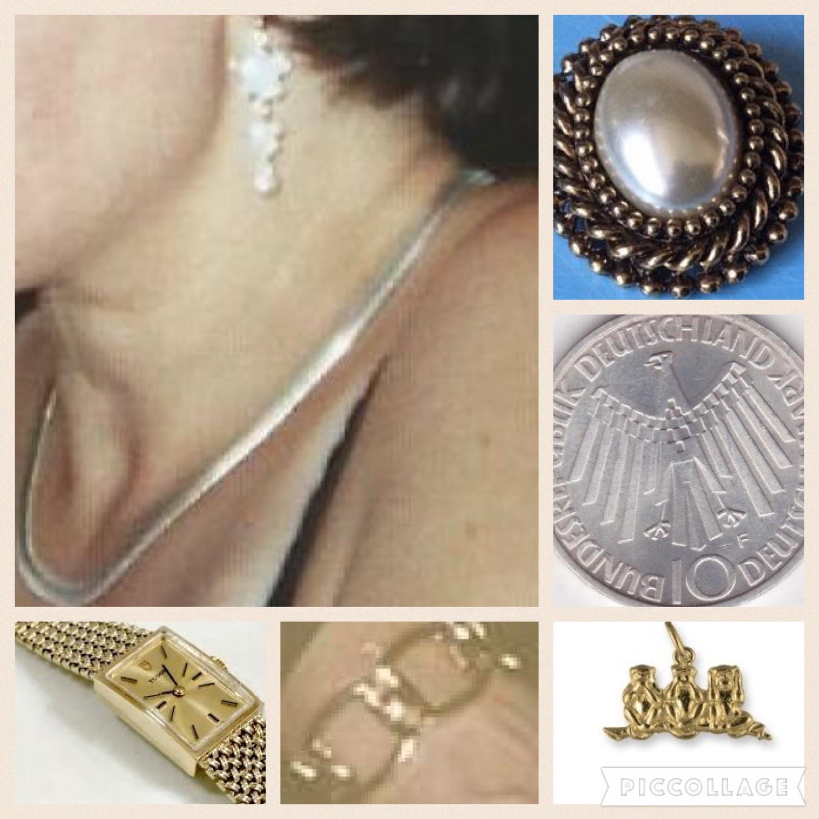 Ashton Heights stolen jewellery