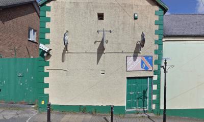 The former Keady GAA social club