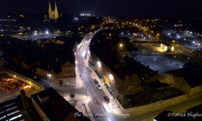 Armagh City. Pic by Patrick Hughes