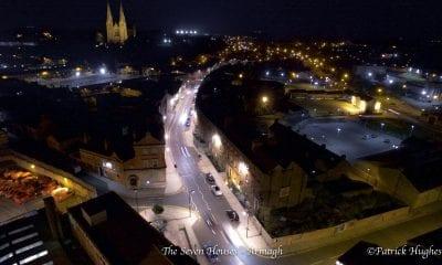 Armagh City. Pic by Patrick Hughes