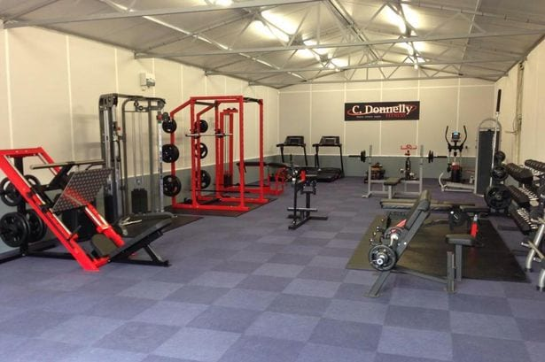 C Donnelly Fitness