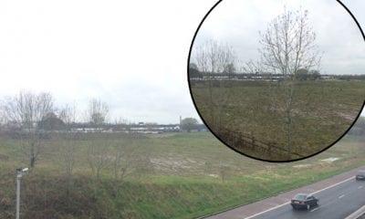 Craigavon Industrial site plans