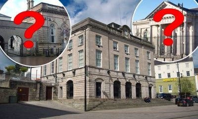 Plans for Armagh libraries