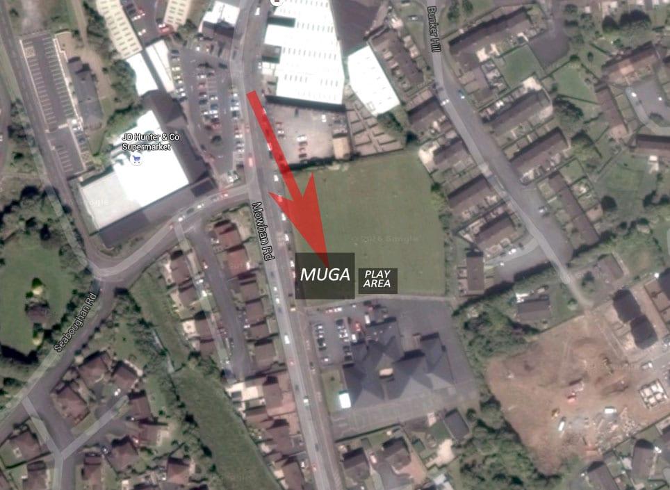 Markethill MUGA