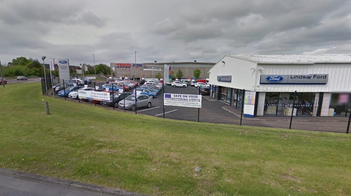 Highfield Road, Portadown