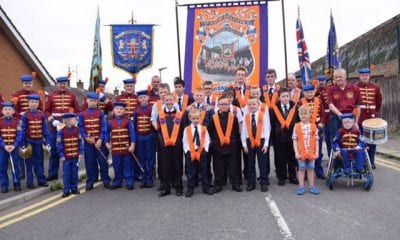 Parkmount Junior Orange Lodge 150