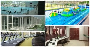 Craigavon Leisure Centre plans have been unveiled. Pics for illustration purposes only