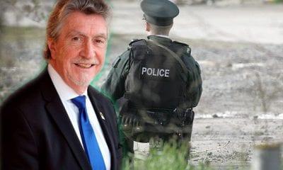 Mickey Brady MP
