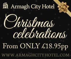 Armagh City Hotel Christmas