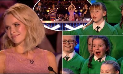 St Patrick's Choir Britain's Got Talent