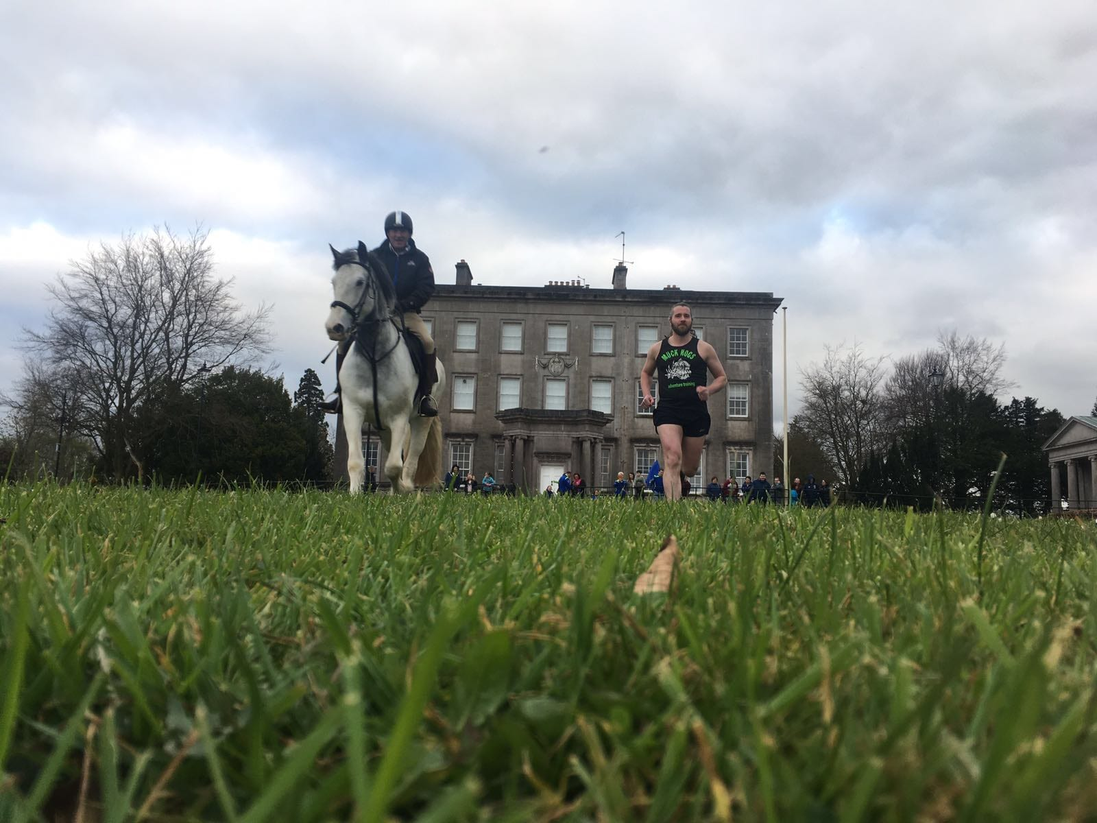 Man v Horse with Stevey McGeown
