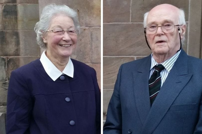 'Incomprehensible': Elderly couple killed in home named as Michael and Marjorie Cawdery