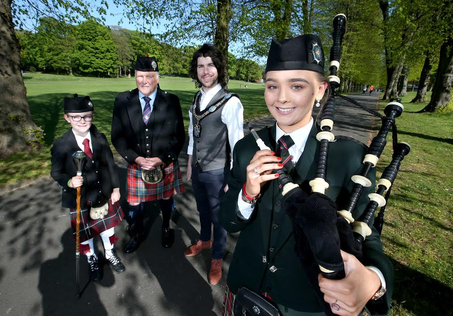 Over 1 000 Performers To Compete At Pipe Band Amp Drum Major