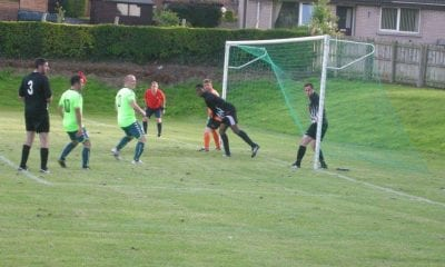 United LT versus Laurelvale FC Armstrong Cup