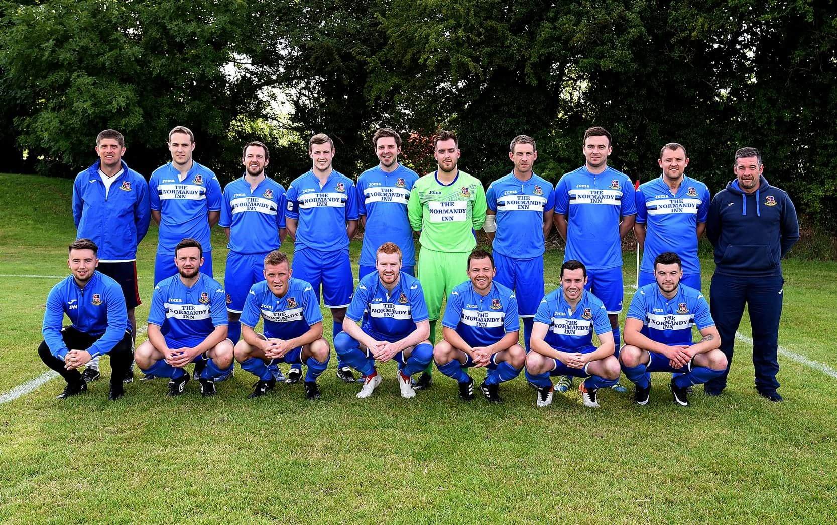 Richhill AFC Armstrong Cup