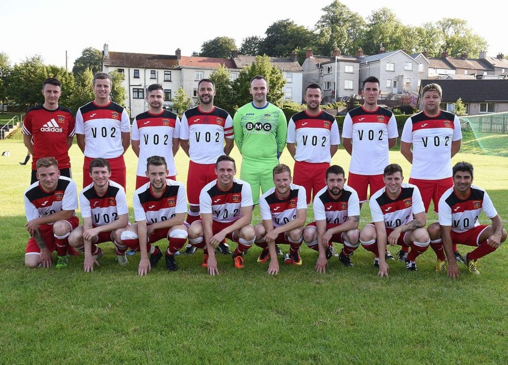 Annagh Strollers Armstrong Cup