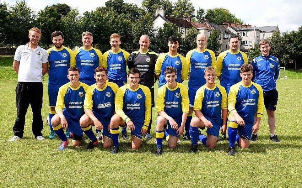 Markethill Swifts Reserves Armstrong Cup
