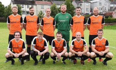 Loughgall United Reserves v Tandragee Rovers Armstrong Cup