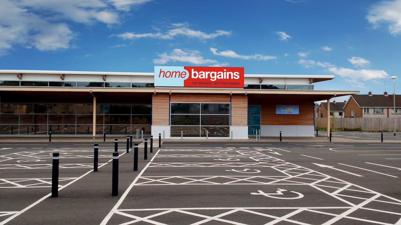 Home Bargains, Armagh