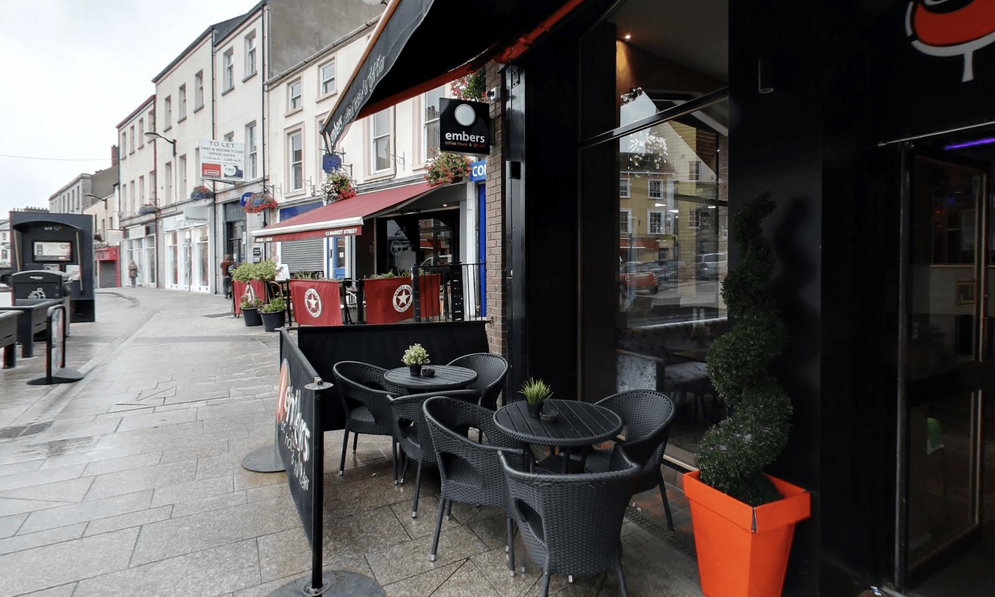 Market Street, Armagh